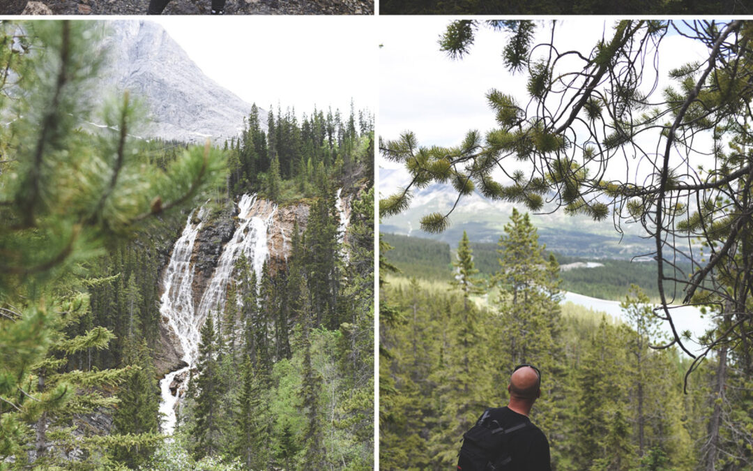 Canmore Alberta – A Vacation of Dreams + Sore Legs